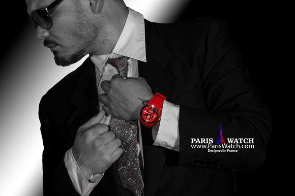 Paris Jewelry - Paris Watches